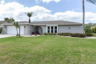 Single Family Home For Sale: 5631 Montilla Dr