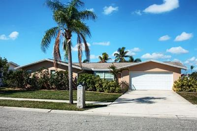 North Fort Myers Single Family Home For Sale: 4443 N Pacific Cir