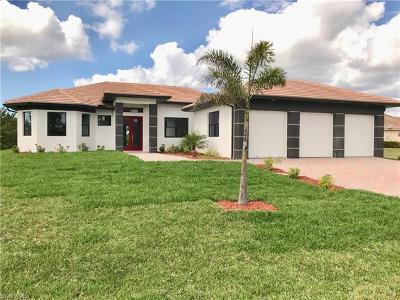 Cape Coral Single Family Home For Sale: 2532 SW 25th Ave