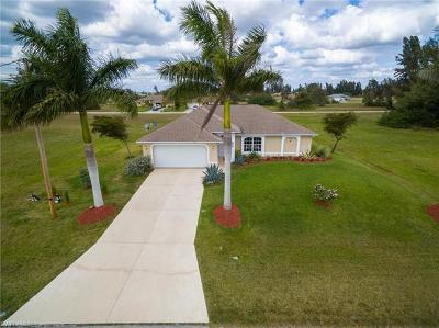 Cape Coral FL Single Family Home For Sale: $209,900