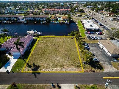 Cape Coral Residential Lots & Land For Sale: 1612 SE 41st St