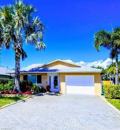 Naples Single Family Home For Sale: 533 98th Ave N