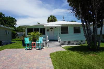 Fort Myers Single Family Home For Sale: 127 Delmar Ave
