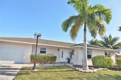 Cape Coral, Matlacha, North Fort Myers Single Family Home For Sale: 1519 SE 13th St