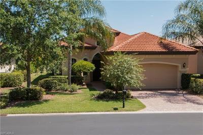 Estero Single Family Home For Sale: 12636 Grandezza Cir
