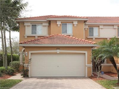 Fort Myers Condo/Townhouse For Sale: 10040 Ravello Blvd