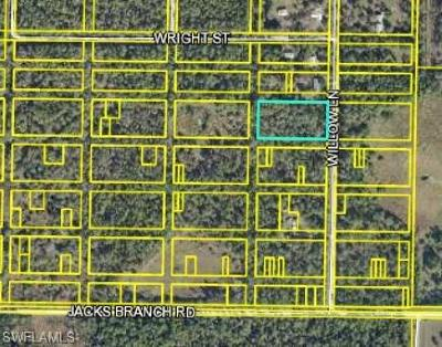 Glades County Residential Lots & Land For Sale: Willow Ln