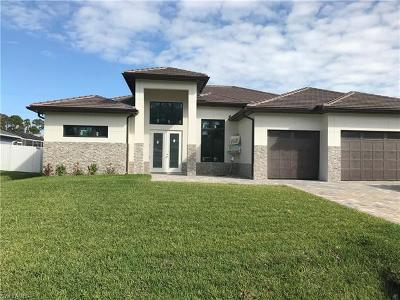 Cape Coral Single Family Home For Sale: 1313 SW 20th St