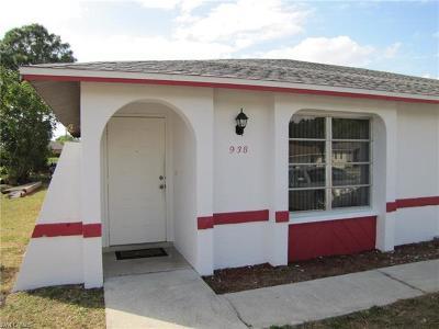 Cape Coral Multi Family Home For Sale: 936 SE 24th Ave