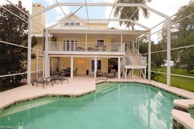 Fort Myers Single Family Home For Sale: 1309 Caloosa Vista Rd