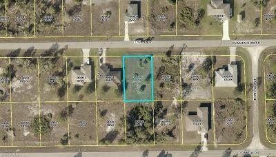 Residential Lots & Land For Sale: 930 Plantation Rd