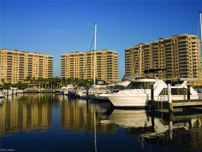 Cape Coral Condo/Townhouse For Sale: 6061 Silver King Blvd #104