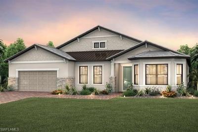 Estero Single Family Home For Sale: 19029 Elston Way