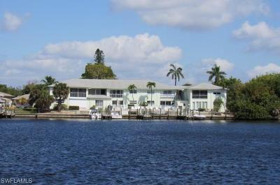 Cape Coral Condo/Townhouse For Sale: 1714 Bikini Ct #101