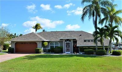 Cape Coral Single Family Home For Sale: 2607 SE 23rd Ave