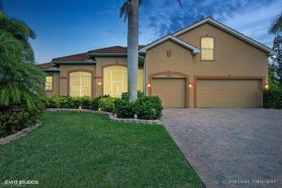 Cape Coral Single Family Home For Sale: 3007 NW 46th Pl
