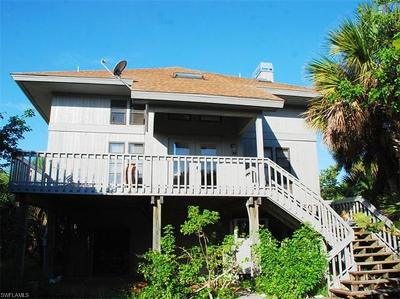 Captiva Single Family Home For Sale: 442 Gulf Bend #8 Dr