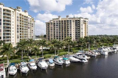 North Fort Myers Condo/Townhouse For Sale: 3414 Hancock Bridge Pky #301