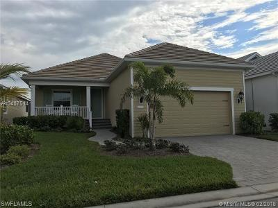 Fort Myers Single Family Home For Sale: 17773 Little Torch