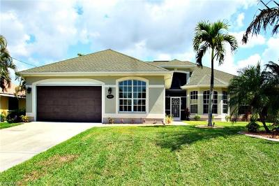Cape Coral Single Family Home For Sale: 5019 SW 25th Pl