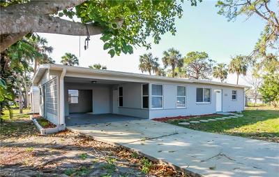 Lehigh Acres Single Family Home Pending With Contingencies: 109 Lincoln Ave