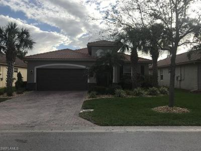 Estero Single Family Home For Sale: 21610 Belvedere Ln