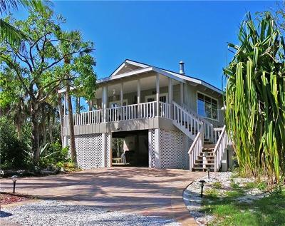 Sanibel, Captiva Single Family Home For Sale: 140 Mourning Dove Dr