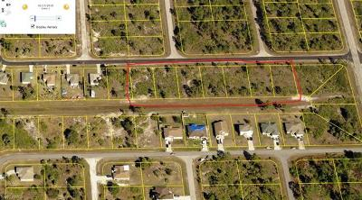 Lehigh Acres Residential Lots & Land For Sale: 403-415 Vanetta Dr