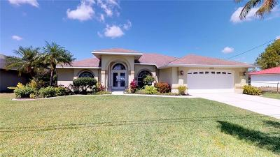 Cape Coral Single Family Home For Sale: 8 SE 12th Ave