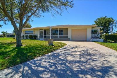 Lehigh Acres Single Family Home For Sale: 1515 Canal Pl