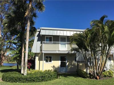 Fort Myers Beach Condo/Townhouse For Sale: 7760 Buccaneer Dr #B1