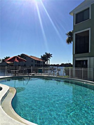 Cape Coral Condo/Townhouse For Sale: 610 Victoria Dr #A101