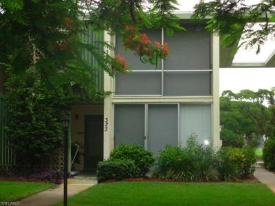 Naples Condo/Townhouse For Sale: 325 6th St S #325