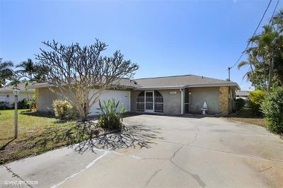 Cape Coral, Matlacha, North Fort Myers Single Family Home For Sale: 3348 SE 19th Ave