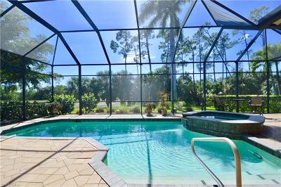 Fort Myers Single Family Home For Sale: 18660 Cypress Haven Dr