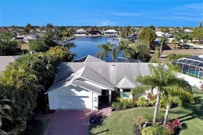 Cape Coral Single Family Home For Sale: 2607 SW 39th Ter