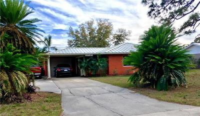 Bonita Springs Single Family Home For Sale: 10141 Tropical Dr
