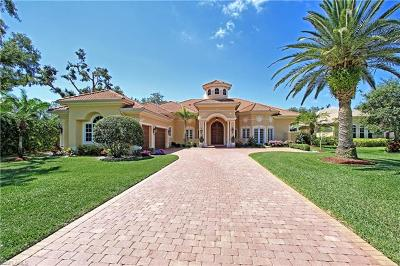 Naples Single Family Home For Sale: 488 Terracina Way