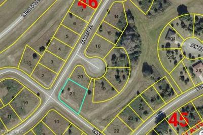Residential Lots & Land For Sale: Calico St