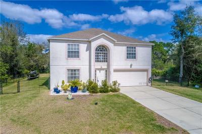Port Charlotte Single Family Home For Sale: 13142 Fort Braggs Ave