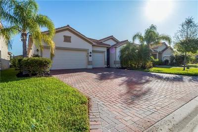 Estero Single Family Home For Sale: 13642 Messino Ct