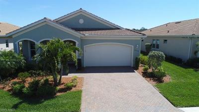 Fort Myers Single Family Home For Sale: 10636 Carena Cir