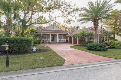 Fort Myers Single Family Home For Sale: 3821 River Point Dr