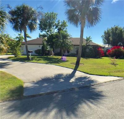 Lehigh Acres Single Family Home For Sale: 510 Jefferson Ave