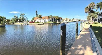 Cape Coral Condo/Townhouse For Sale: 708 Victoria Dr #104