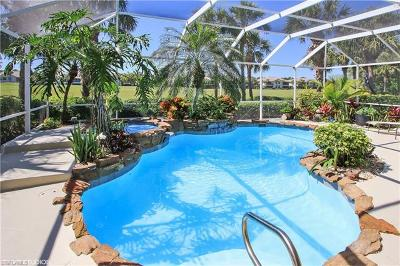 Estero Single Family Home For Sale: 23056 Tree Crest Ct