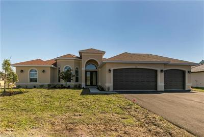 Golden Gate Estates Single Family Home For Sale: 3700 22nd Ave NE