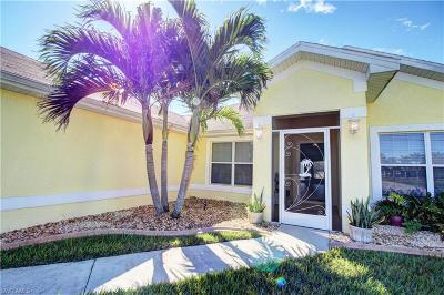 Cape Coral Single Family Home For Sale: 2712 SW 32nd St