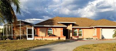 Lehigh Acres Single Family Home For Sale: 1622 Country Club Pky