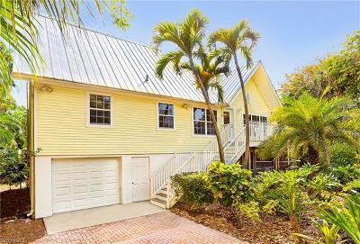 Captiva FL Single Family Home For Sale: $1,640,000